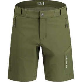 Maloja FinkM. Multisport Shorts Men moss